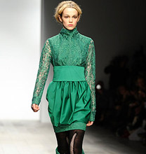 London Fashion Week AI2011: Bora Aksu