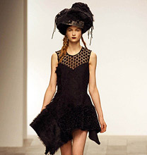 London Fashion Week AI2011: John Rocha