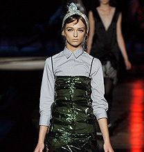 London Fashion Week PE2012: Marc Jacobs
