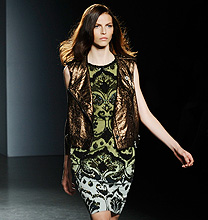 London Fashion Week PE2012: Matthew Williamson