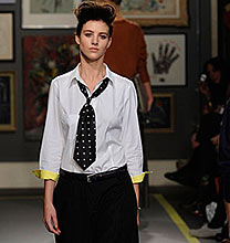 London Fashion Week PE2011: Paul Smith