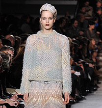 Milano Fashion Week AI2011: Missoni