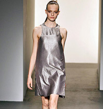 New York Fashion Week AI2011: Calvin Klein
