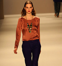 New York Fashion Week AI2011: Rebecca Taylor