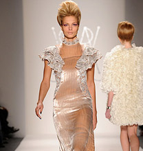 New York Fashion Week AI2011: Ruffian