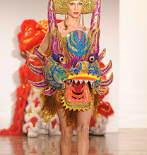 New York Fashion Week AI2011: The Blonds