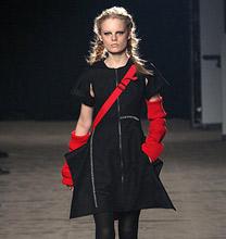 New York Fashion Week AI2011: Y-3