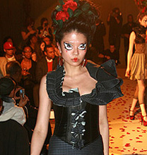 New York Fashion Week AI2011: Adrian Alicea