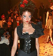 New York Fashion Week AI2011: Adrian Alicea