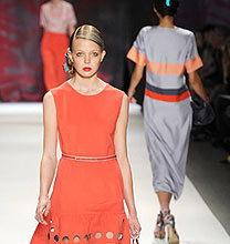 New York Fashion Week PE2011: Cynthia Rowley