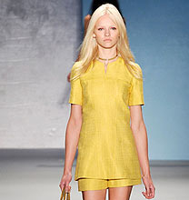 New York Fashion Week PE2011: Derek Lam