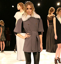New York Fashion Week AI2011: Behnaz Sarafpour
