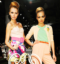 New York Fashion Week PE2012: The Alice and Olivia