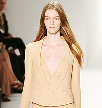 New York Fashion Week PE2012: Calvin Klein