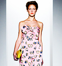 New York Fashion Week PE2012: Karen Walker