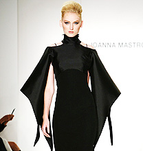 New York Fashion Week PE2012: Joanna Mastroianni