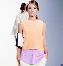 New York Fashion Week PE2012: Phillip Lim