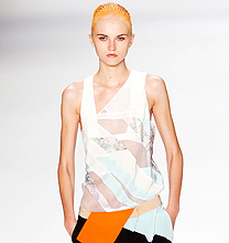 New York Fashion Week PE2012: Narciso Rodriguez