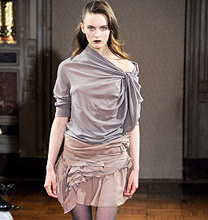 Parigi Fashion Week AI2011: Anne Valerie Hash