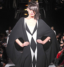 Parigi Fashion Week AI2011: Fatima Lopes