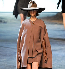 Parigi Fashion Week AI2011: Lanvin