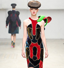 Parigi Fashion Week AI2011: Manish Arora