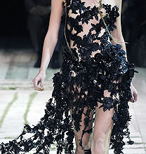 Paris Fashion Week PE2011: Alexander Mcqueen