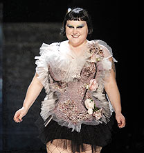 Paris Fashion Week PE2011: Jean Paul Gaultier