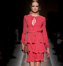 Paris Fashion Week PE2011: Valentino
