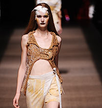 Paris Fashion Week PE2011: Vivienne Westwood