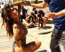 Cristina Buccino, lo shooting in bikini � mozzafiato