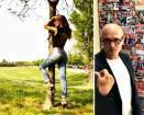 Belen Rodriguez, prima lo shooting, poi 'Selfie'