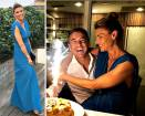 Martina Colombari, festa per i 43 anni