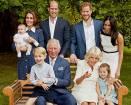 Carlo compie 70 anni, foto di famiglia