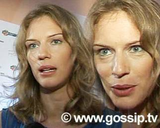Antonia Liskova, i segreti dei suoi set