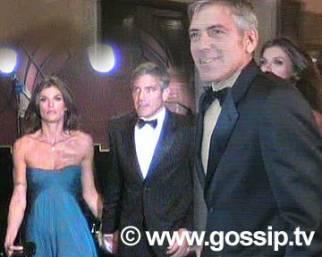 Casino' di Venezia: tutti per Clooney e Canalis!