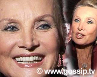 Barbara Bouchet, icona di Quentin