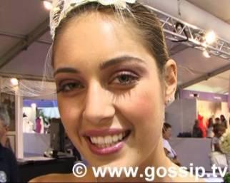 Miss Italia 2009 sogna in bianco