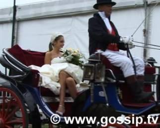 Backstage esclusivo: Miss Italia si sposa?