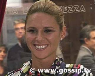 Ingrid Muccitelli, abbronzata e felice