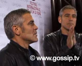 George Clooney, 'Up in the air'