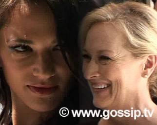 Streep e non solo al Gala Telethon