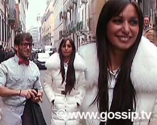 Gianluca Zito e Siria De Fazio, la strana coppia