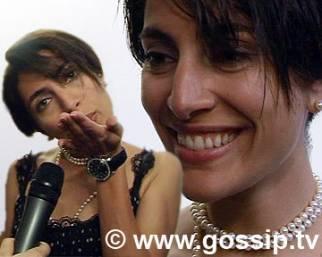 Caterina Murino, dolce e sensuale