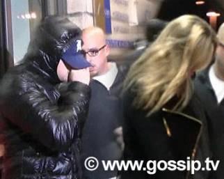 Di Caprio gioca a nascondino con i paparazzi