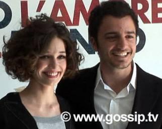Vaporidis e Catania alla ricerca di 'Tutto l'amore del mondo'