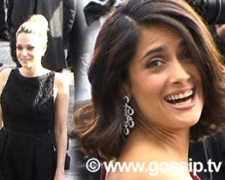 Cannes 2010: l'apertura con Laura Chiatti