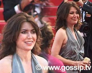 Sabina Guzzanti a Cannes con 'Draquila'