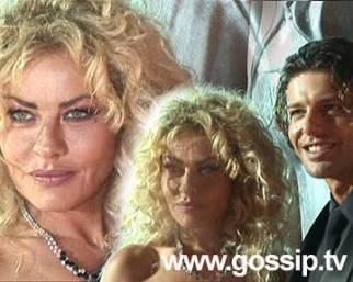 Eva Grimaldi e l'ex gieffino Francesco, è amore?