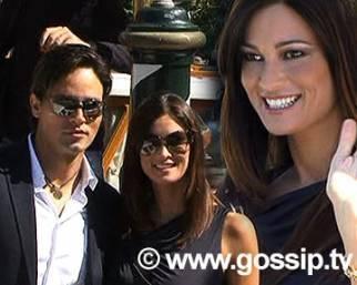 Garko e Arcuri insieme anche a Venezia